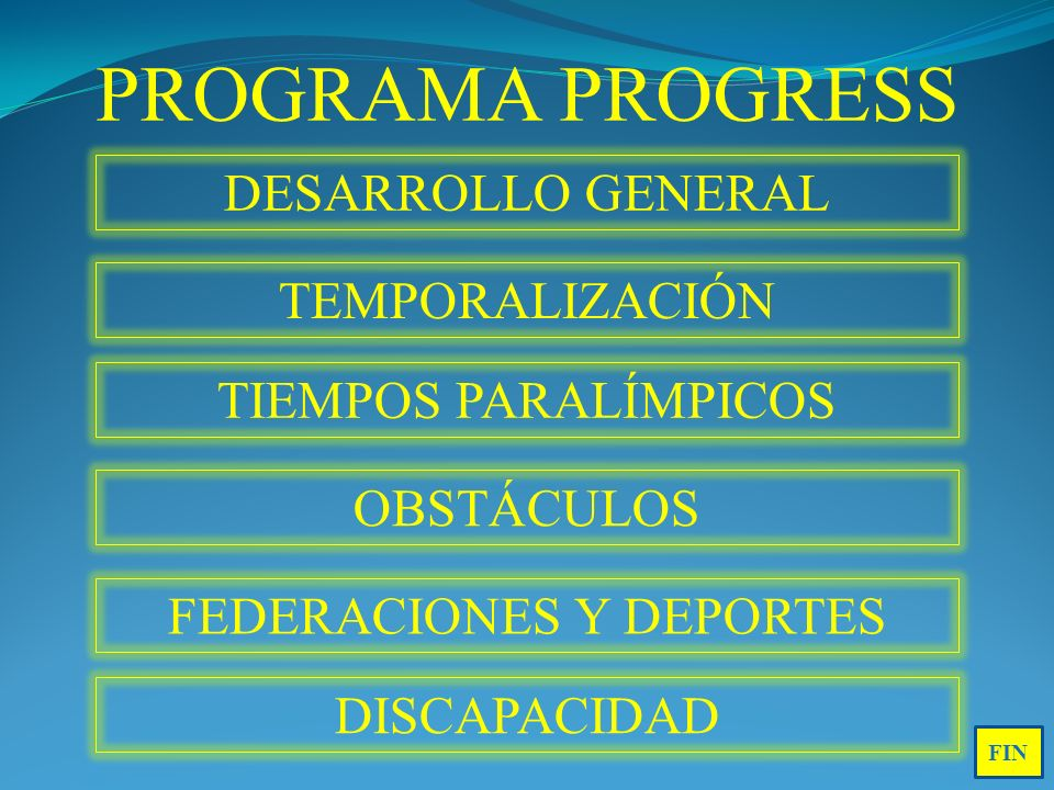 INTELECTUAL Federación Española de Deportes para Discapacitados Intelectuales Federación Española de Deportes de Paralíticos Cerebrales