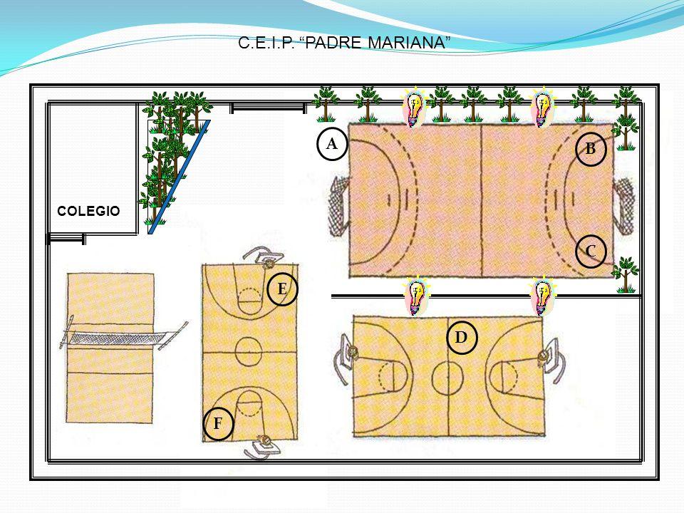 COLEGIO C.E.I.P. PADRE MARIANA F E D A B C