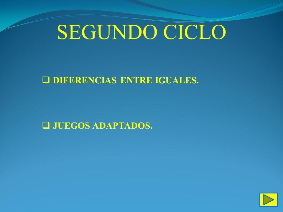 TERCER CICLO TENER O NO TENER. MÚSICA. PROYECTO DE INVESTIGACIÓN. SALIR