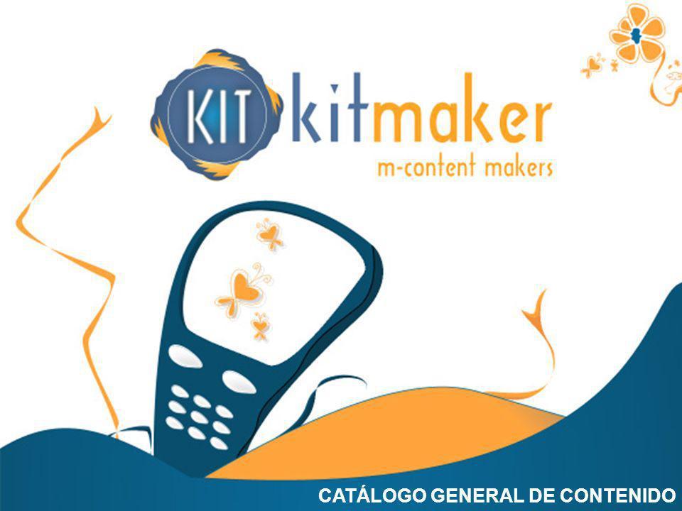 LA EMPRESA KITMAKER somos una empresa española especializada en crear juegos y aplicaciones para teléfonos móviles.