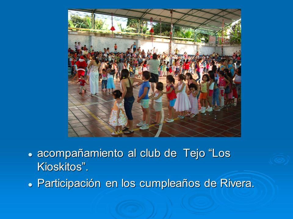 acompañamiento al club de Tejo Los Kioskitos.acompañamiento al club de Tejo Los Kioskitos.
