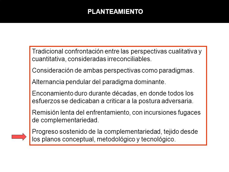 ANÁLISIS DE DATOS CUALITATIVOS DESDE UNA COMPLEMENTARIEDAD METODOLÓGICA ATLAS.ti, v.5.2.