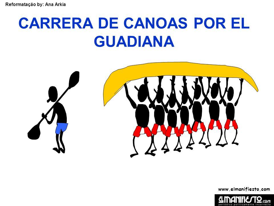 www.elmanifiesto.com Reformatação by: Ana Arkia Se le daría especial atención al remero.