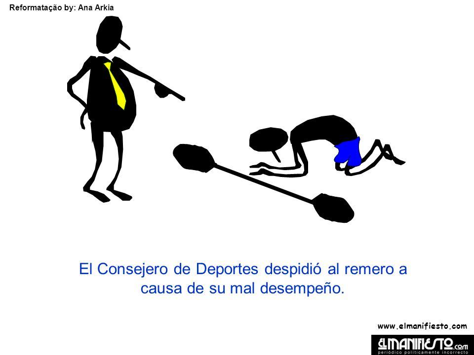 www.elmanifiesto.com Reformatação by: Ana Arkia LLEGADA Al año siguiente los japoneses ganaron por dos kilómetros de ventaja.