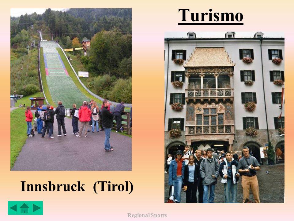 Regional Sports Nuestros Juegos Regionales Gimnasio del HTL de JENBACH (Tirol)