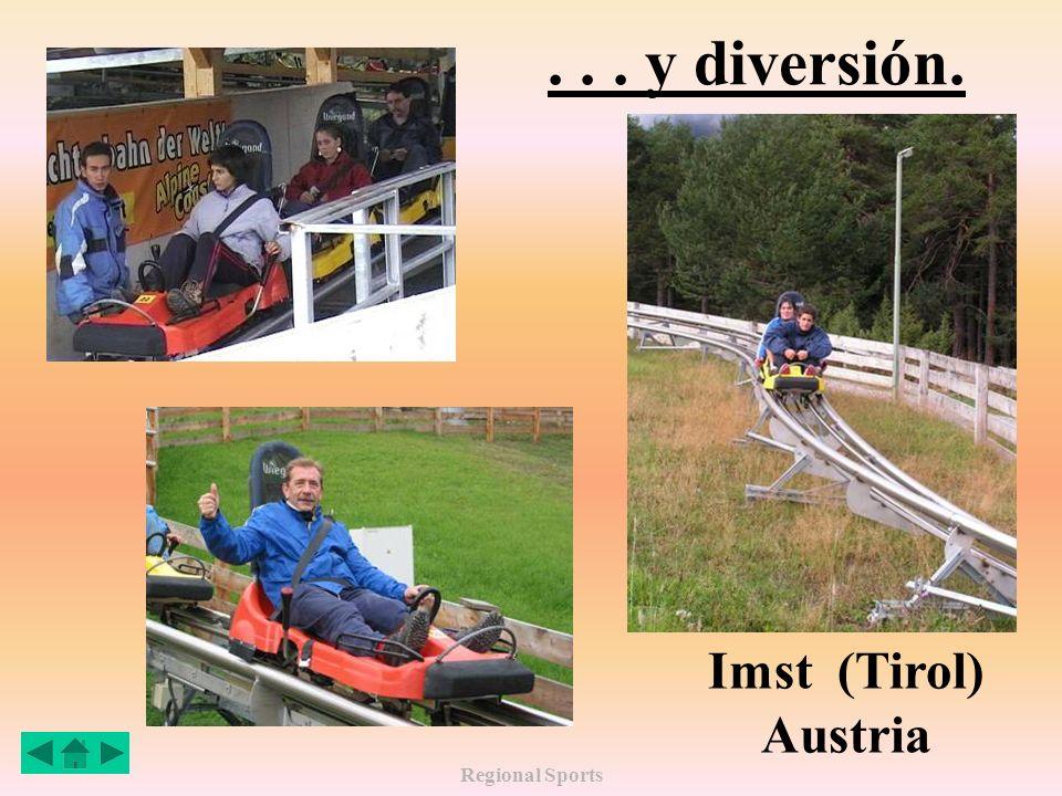 Regional Sports Convivencias Jenbach (Tirol) Austria