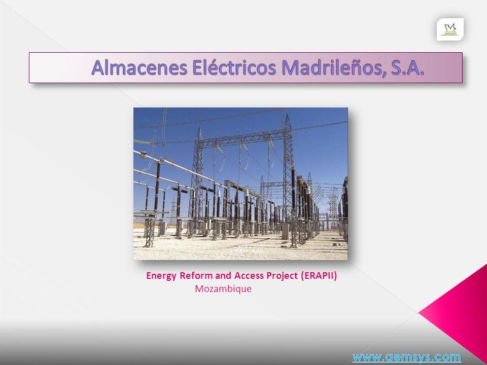 Tramway d´OCentral hidroeléctrica de Cambambe Angola Nuevos centros penitenciarios Venezuela