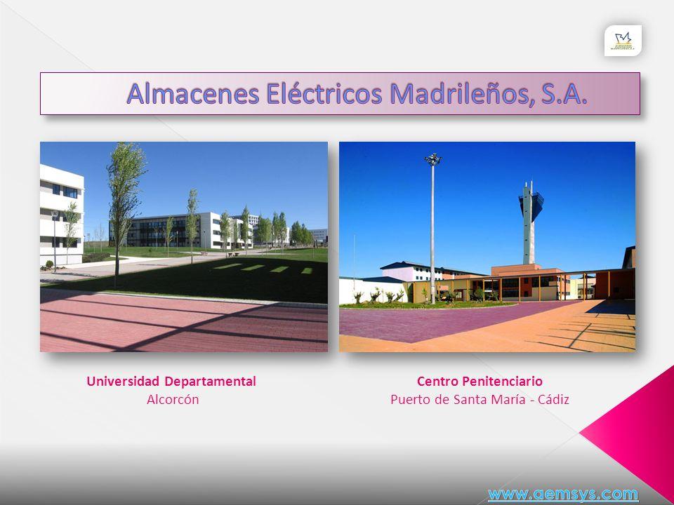 Remodelación de las Bodegas Protos Peñafiel - Valladolid Palacio de Los Deportes Comunidad Madrid