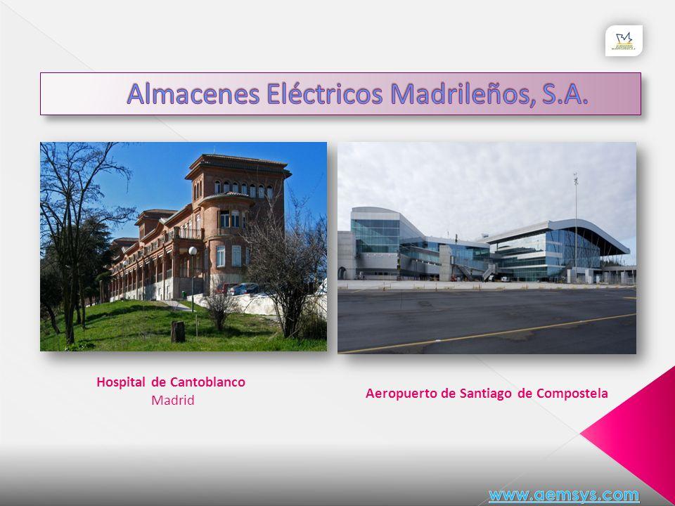 Hospital La Moraleja SANITAS Madrid Hospital del Tajo Aranjuez - Madrid