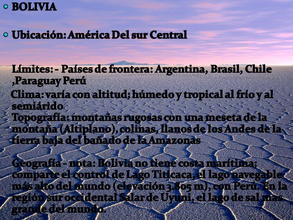 Chile E sta ubicado en el extremo suroeste de América del Sur.