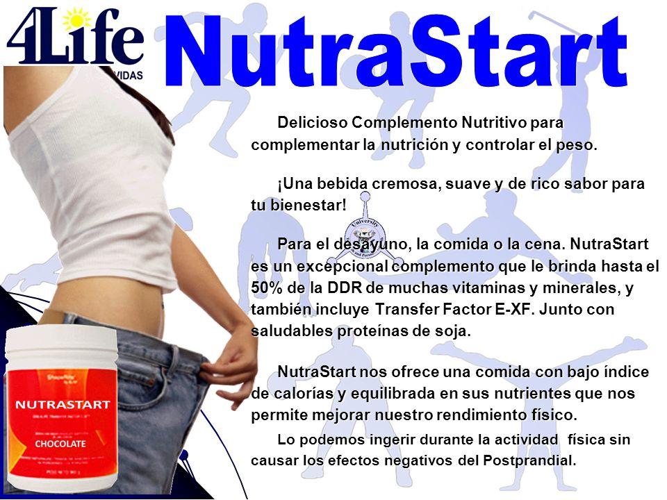 Delicioso Complemento Nutritivo para complementar la nutrición y controlar el peso. ¡Una bebida cremosa, suave y de rico sabor para tu bienestar! Para