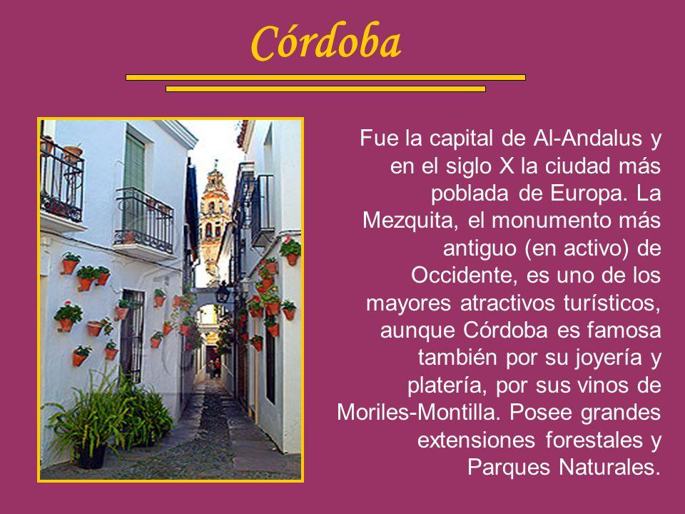 Cádiz La ciudad más antigua de Occidente, fundada en el 1.100 A.C por los fenícios, tierra de vinos de Jerez y manzanillas de Sanlucar, con 272 Kms de