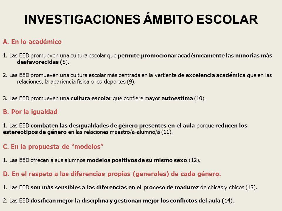 A.En lo académico 1.