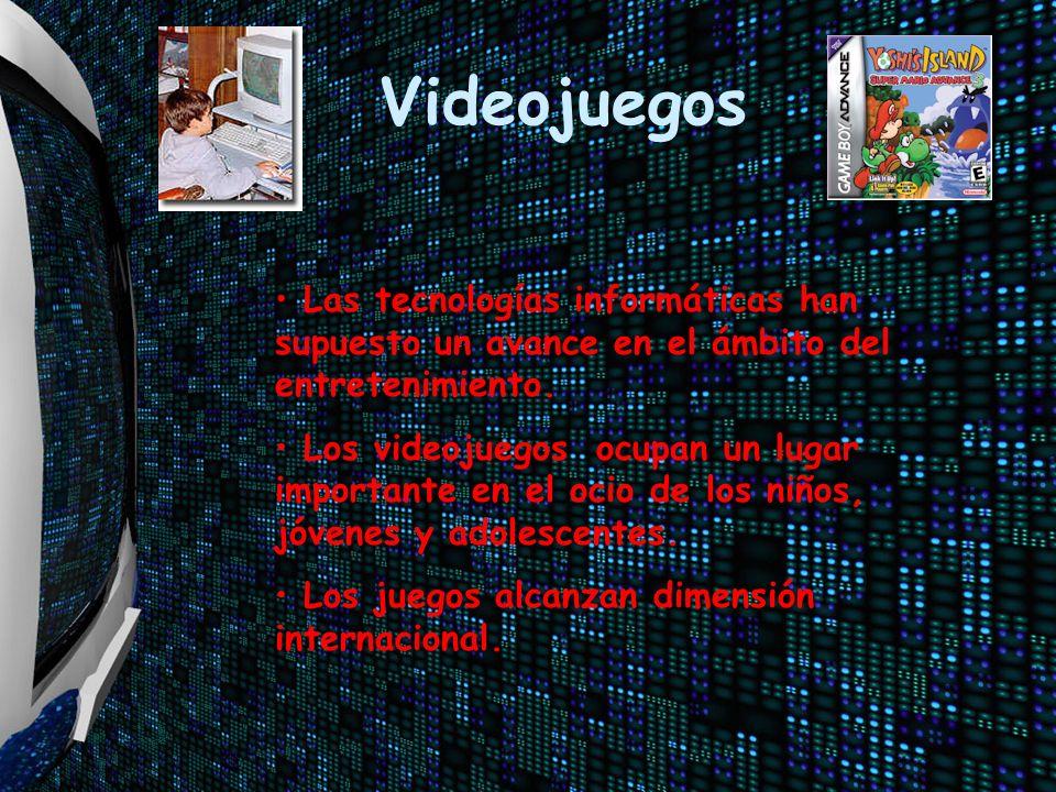 Las tecnologías informáticas han supuesto un avance en el ámbito del entretenimiento.