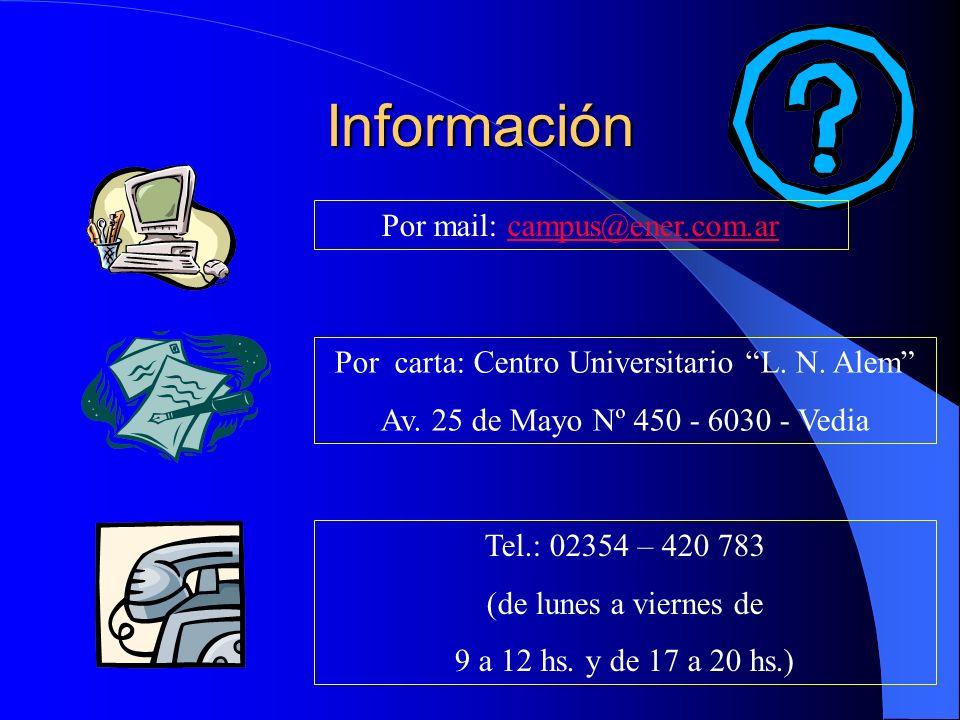 Docentes (VI) Área Recreación Lic. Jorge Zaminsky Tiempo Libre Prof. Jorge Venturi Planificación y Administración de las Instituciones Deportivas Recr
