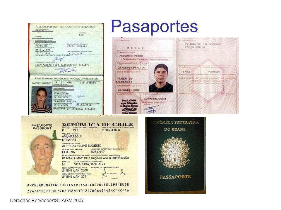 Derechos Rervados©SUAGM.2007 Foto de Pasaporte