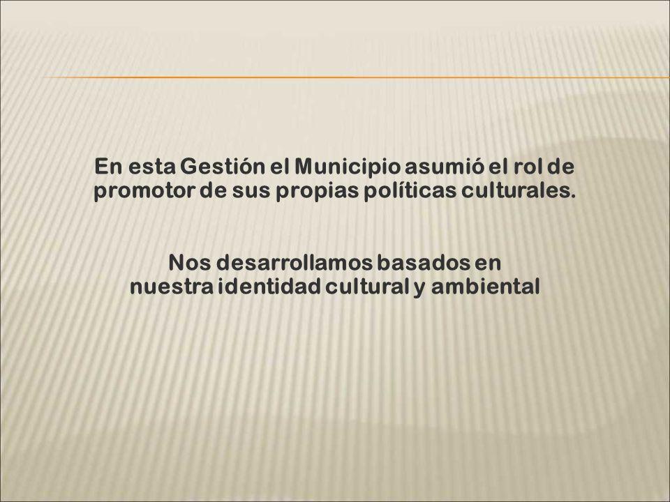 Se puso en escena la Obra RESISTIENDO EN RESISTENCIA que conmemora y recupera los orígenes de la ciudad FESTEJOS DEL 2 DE FEBRERO