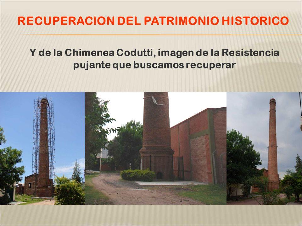 Y se comenzó la Readecuación del Domo del Centenario, principal Complejo Cultural y Ferial Municipal, donde se desarrollan los certámenes de esculturas.
