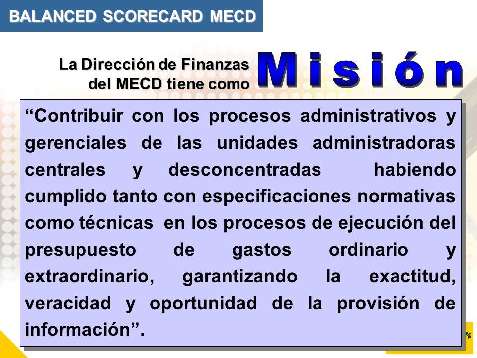 Financiera Implementar una estructura orgánica y funcional.