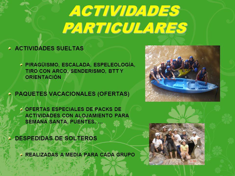 Aloe Eslava: 699 94 11 85 Víctor Gimeno: 699 57 40 59 jalonactivo@yahoo.es www.jalonactivo.com INFORMACIÓN DE CONTACTO