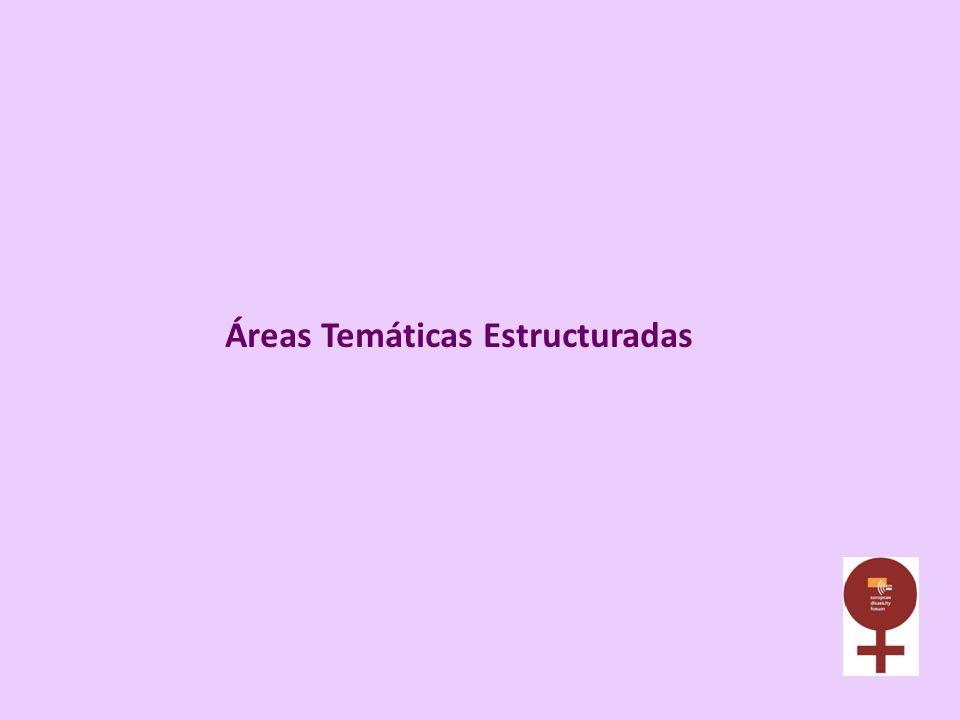 Áreas Temáticas Estructuradas