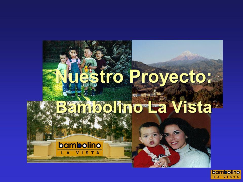 Nuestro Proyecto: Bambolino La Vista