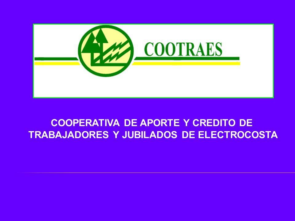 COOPERATIVA DE APORTE Y CREDITO DE TRABAJADORES Y JUBILADOS DE ELECTROCOSTA