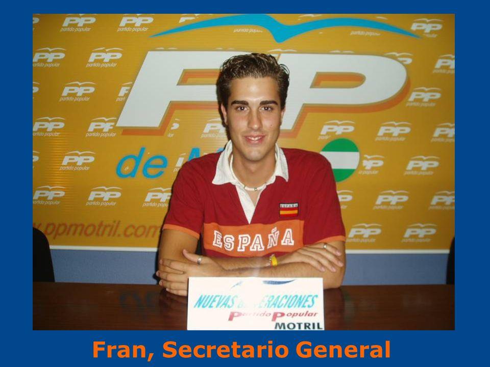Fran, Secretario General