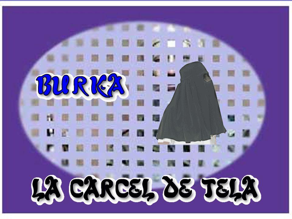 No hay mirada Debajo de la burka, la mirada de la madre no existe.
