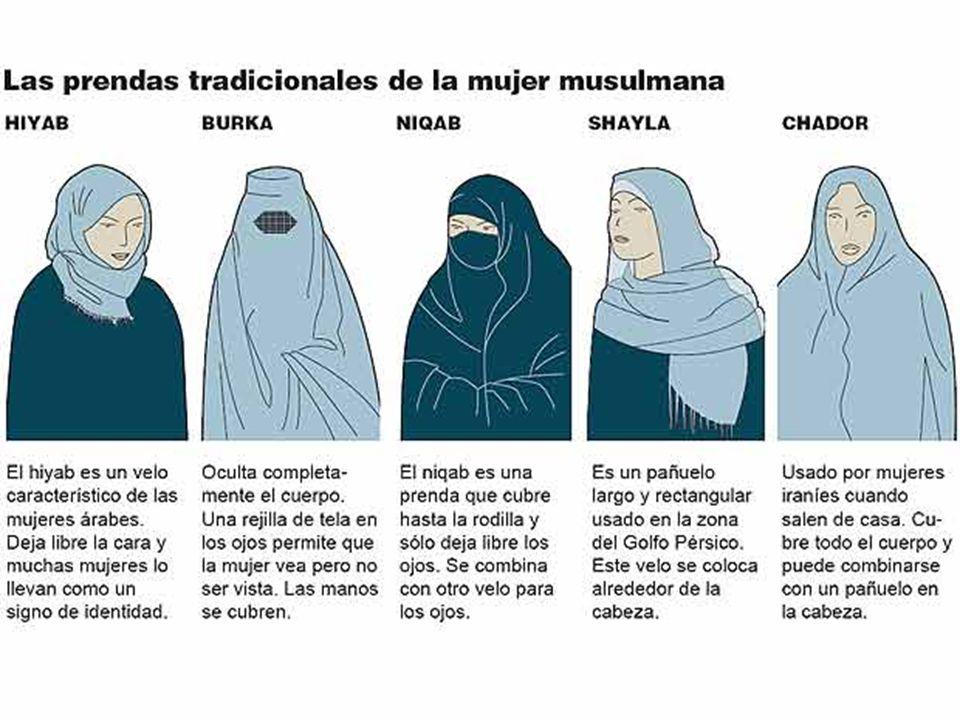 El BURKA actual no es un vestido, es una CÁRCEL de TELA que somete a las mujeres a la dificultad de no ver con claridad nada que no se encuentre a un metro de distancia frente a sus ojos.