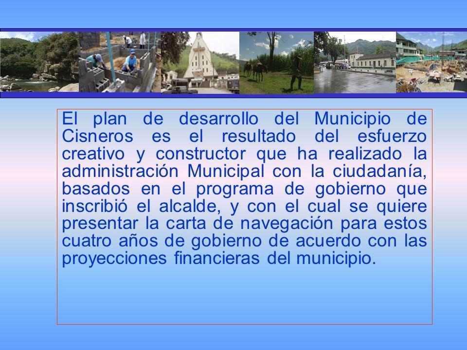OBJETIVOS DEL PLAN GENERALES: Promover la interacción del área Municipal como un sistema urbano-rural integrado y coherente con la estructura productiva, estableciendo un desarrollo armónico entre el espacio natural, el urbanístico y la comunidad.
