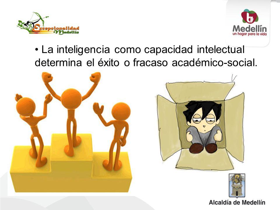 Tiene en cuenta los procesos específicos en el aprendizaje de las personas con capacidades o talentos excepcionales y logra explicar que dichas personas pueden presentar problemas en el aprendizaje.