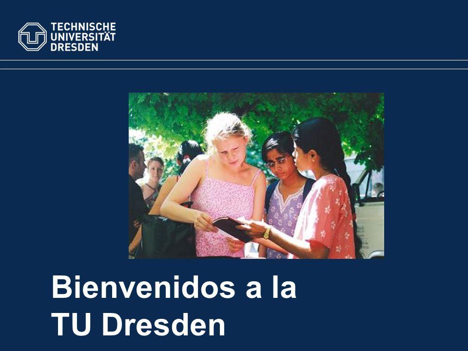 Marzo 2010TU Dresden Estadística de estudiantes extranjeros - Cantidad Internacional