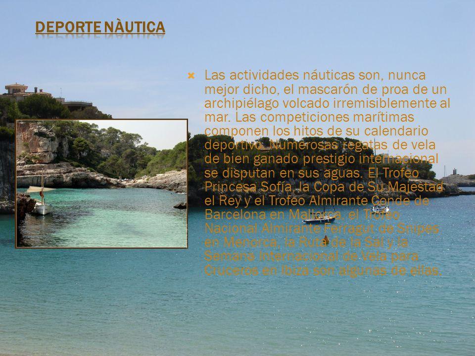 Ofrecemos varias playas que se cuentan entre las más bonitas del mundo : _ Santa Eularia _ Es Trenc _ Ses Covetes _ Cala dHort _ Cala Tarida