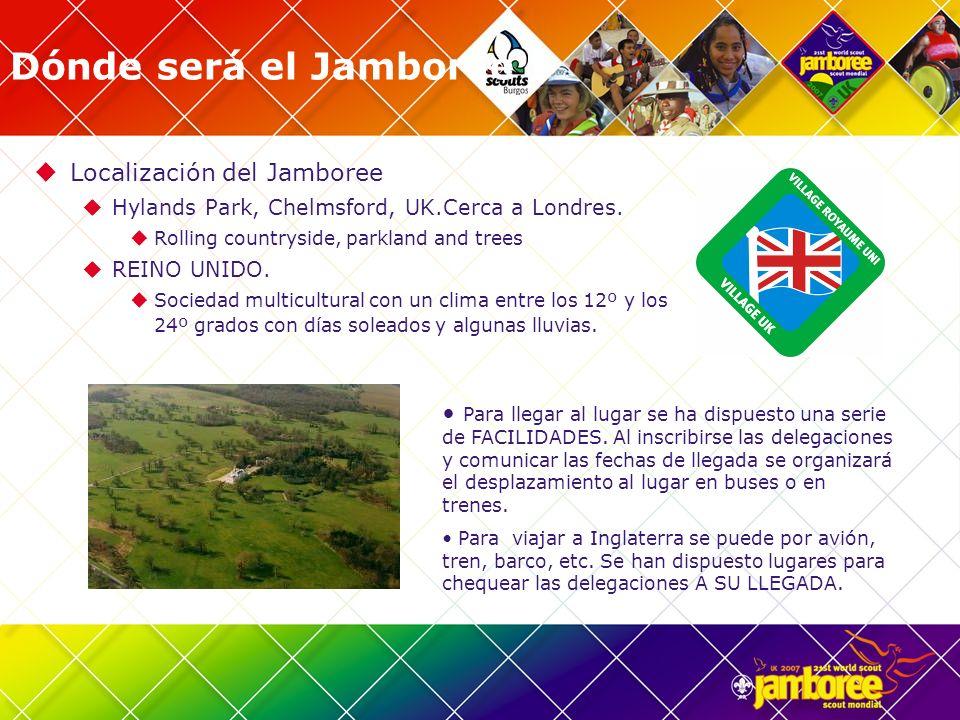 ¡Como participar.¿ Cómo participar. Ser Scout y tener entre 14 y 17 años el 27 de Julio del 2007.