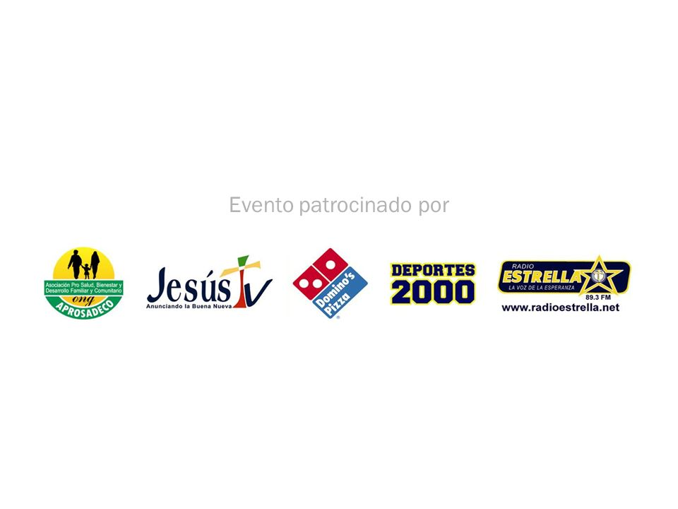 INFORMACION DEL EVENTO 5250 5242 - 5954 8558 - 5603 6383 - 4316 9366 VENTA DE ENTRADAS EN PARROQUIA INMACULADA CONCEPCION, DEPORTES 2000, LIBRERIAS AV
