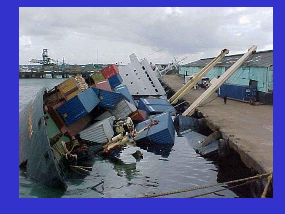 Hasta me nombraron Capitán de un barco porta contenedores..!!!!