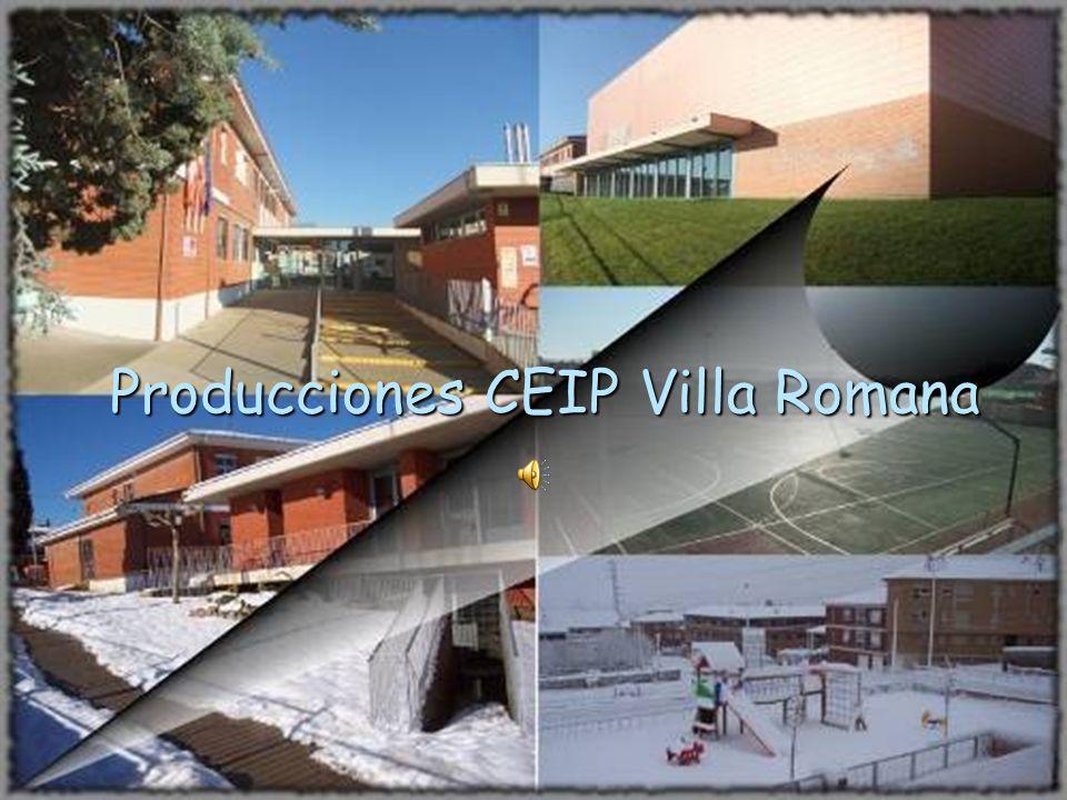 Producciones CEIP Villa Romana