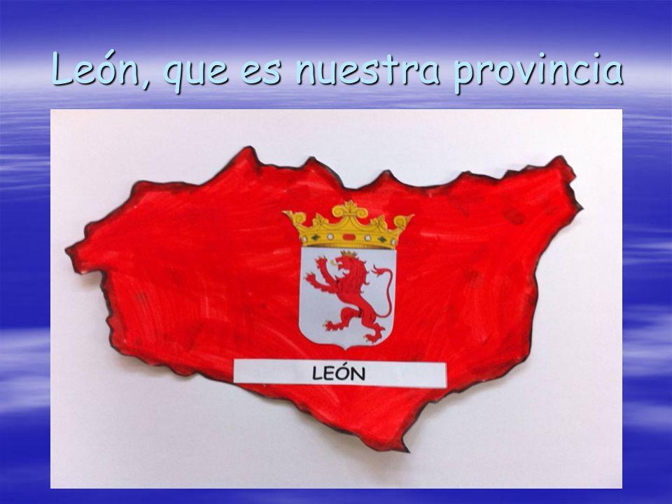 León, que es nuestra provincia