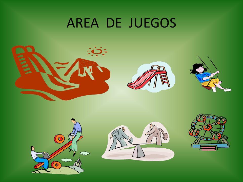 AREA DE JUEGOS