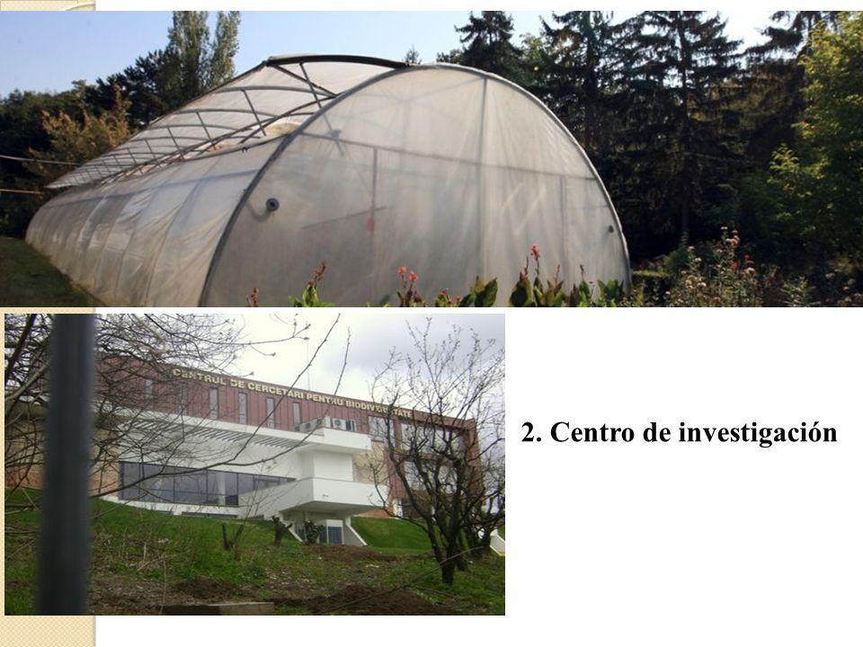 2. Centro de investigación