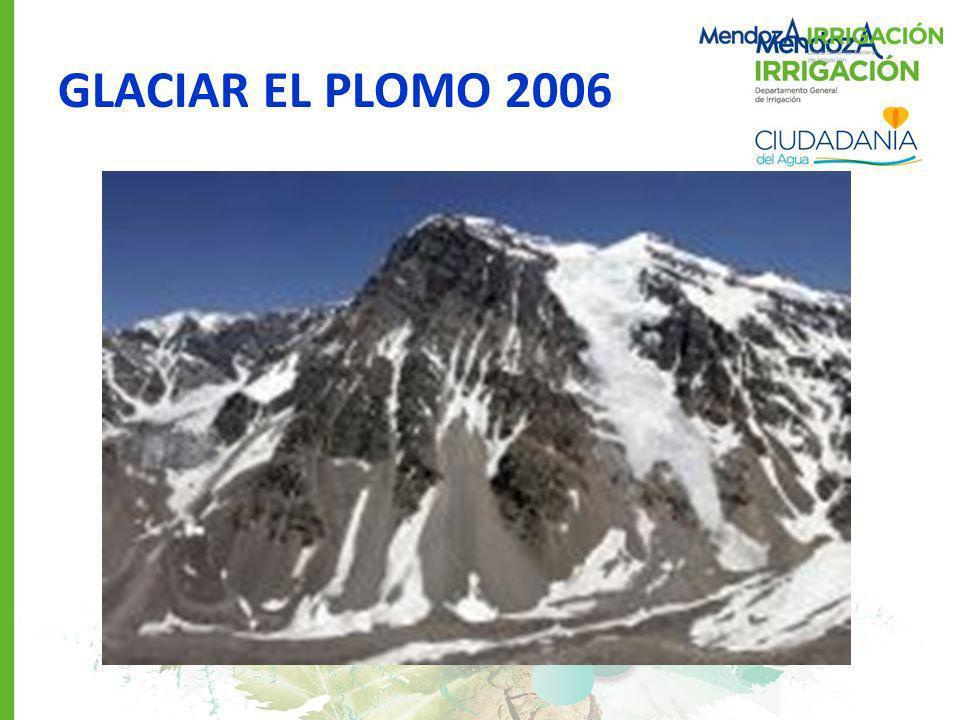 GLACIAR EL PLOMO 2006