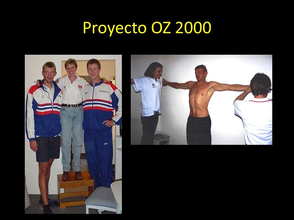 Proyecto OZ 2000