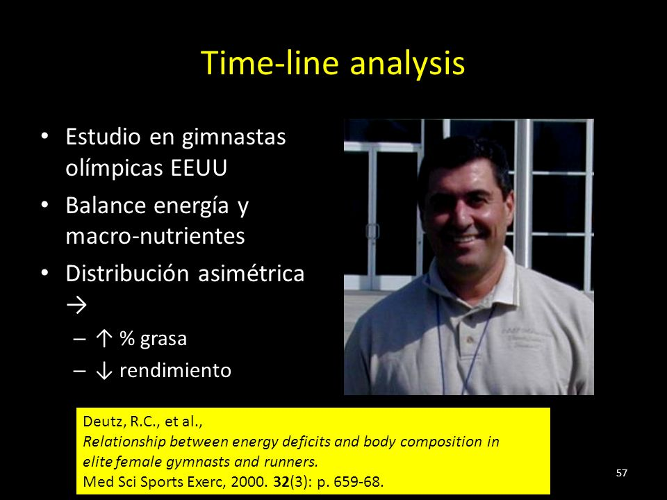 58 Time-line analysis