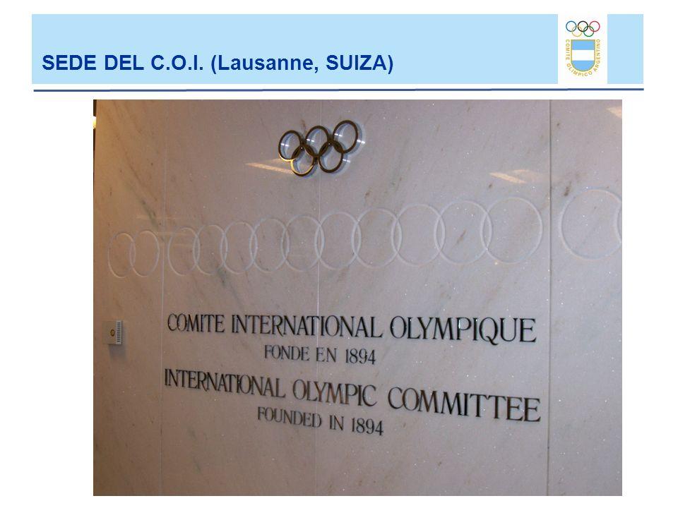 o Son organizaciones de carácter civil, autónomas, que tienen a su cargo la conducción de los distintos deportes en el mundo.