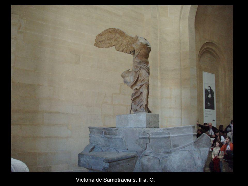 Victoria de Samotracia s. II a. C.