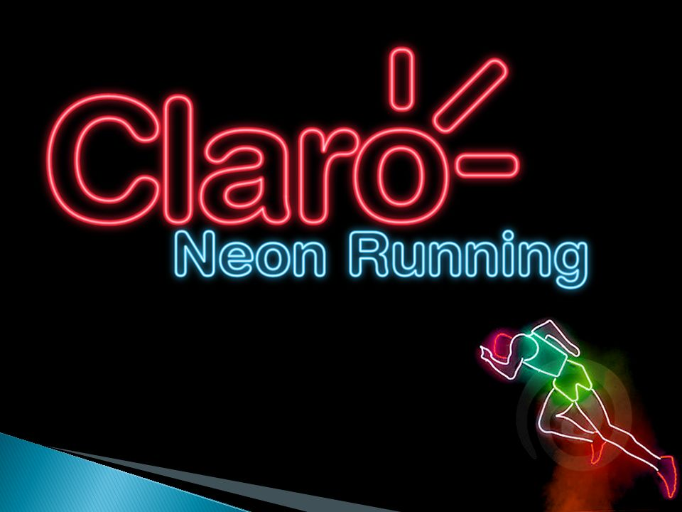 Corrida nocturna neon con distintos tipos de música y Djs en cada Checkpoint.