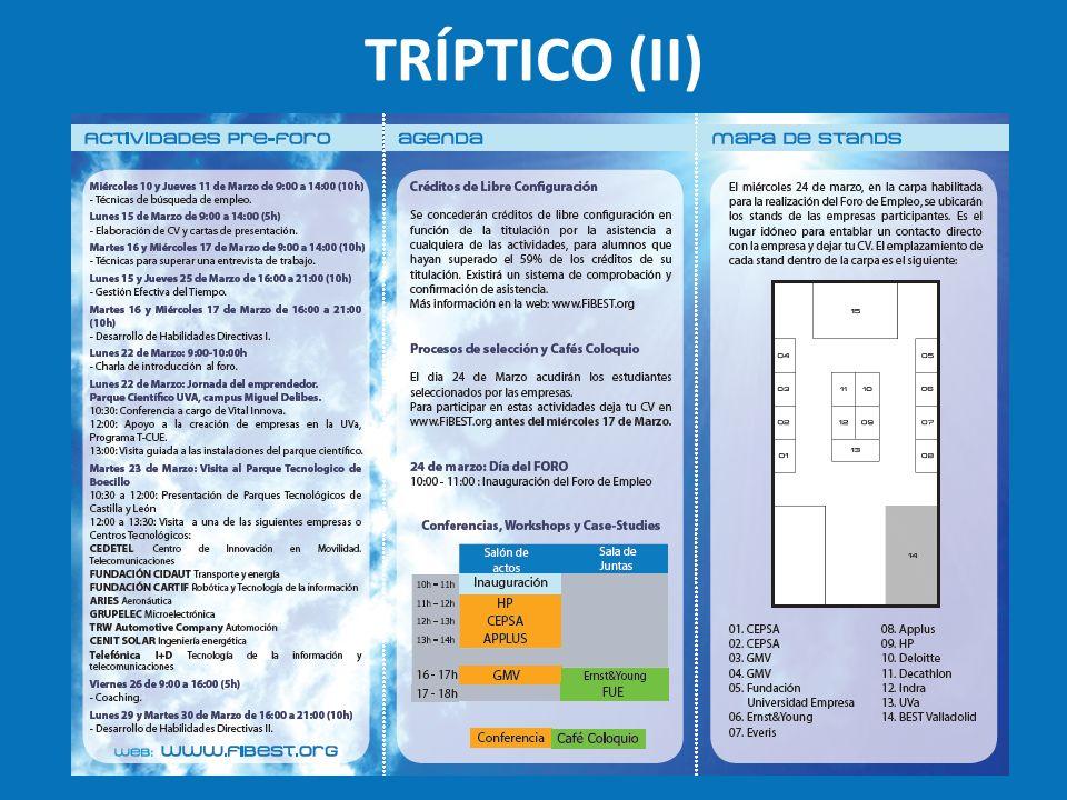 TRÍPTICO (II)