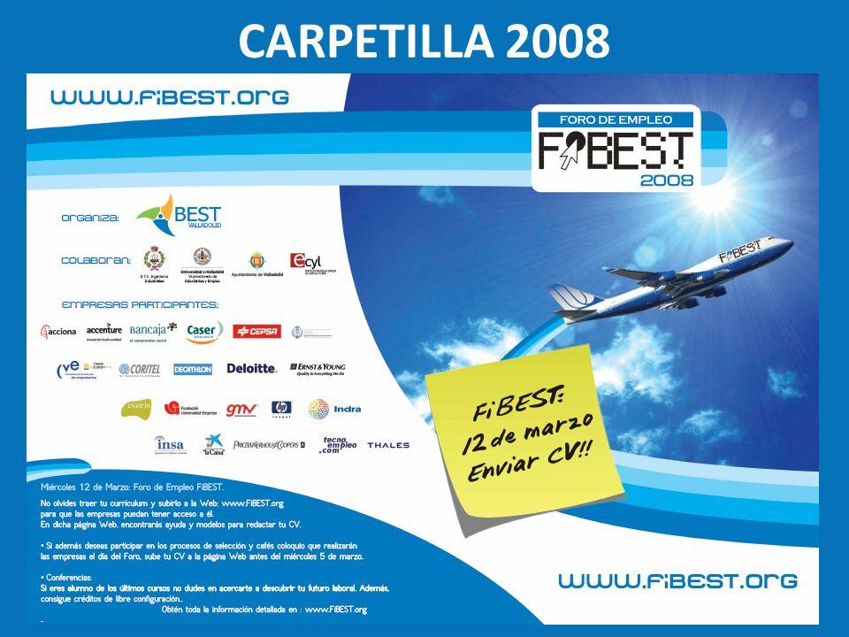 CARPETILLA 2008