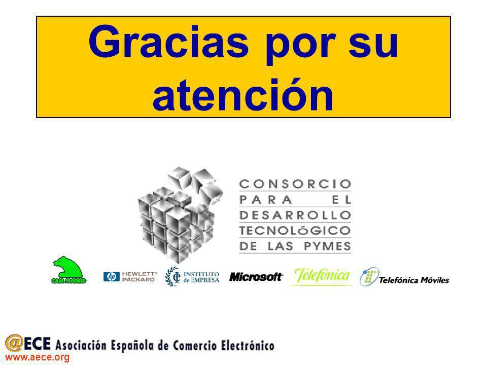 www.aece.org Gracias por su atención